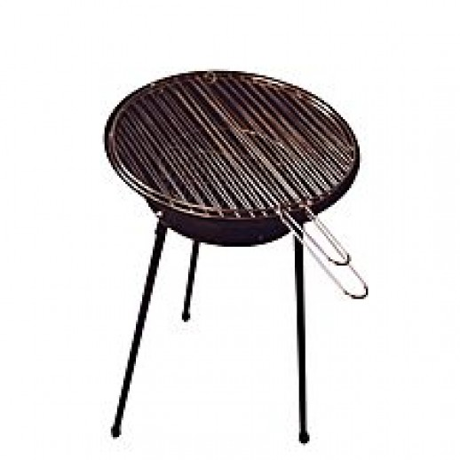 2004 Charcoal Grill With Holder